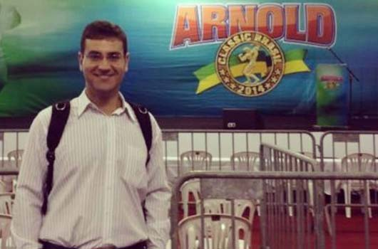 Ziober Brasil marca presença na Arnold Classic Brasil.