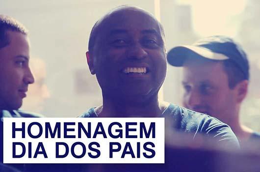 Homenagem surpresa para os pais da Ziober Brasil.