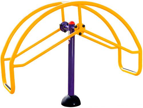 Brinquedo para Playground Infantil Gangorra de Pé Equilibista