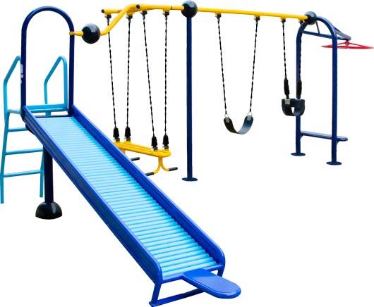 Brinquedo para Playground Mini Multi Infantil