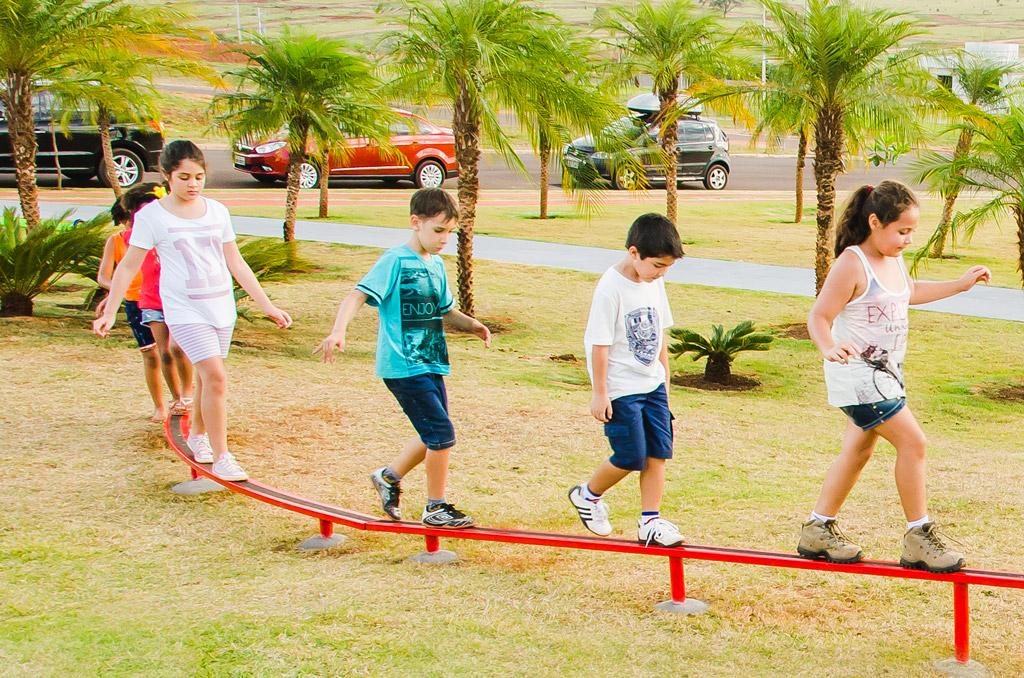 Brinquedo Playground S do Equilíbrio